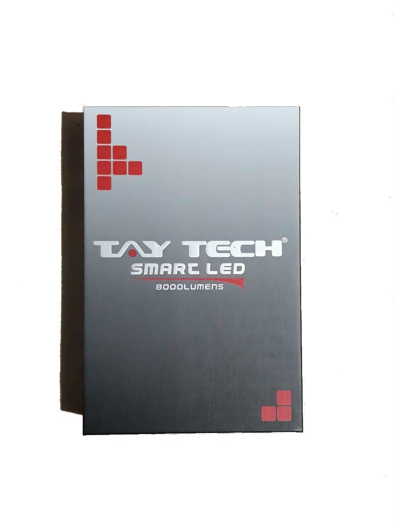 Lâmpada Smart Led H16 Tay-Tech 8000 Lumens