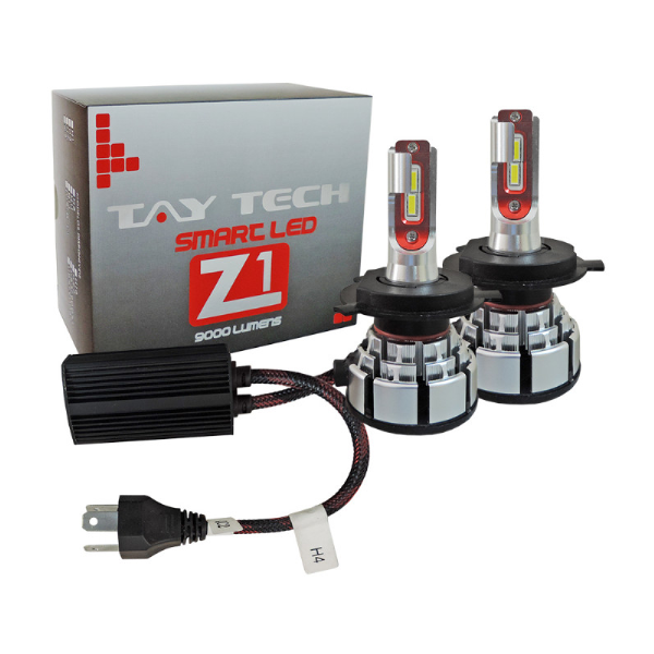Lâmpada Smart LED Tay Tech Z1H4 9000 lumens
