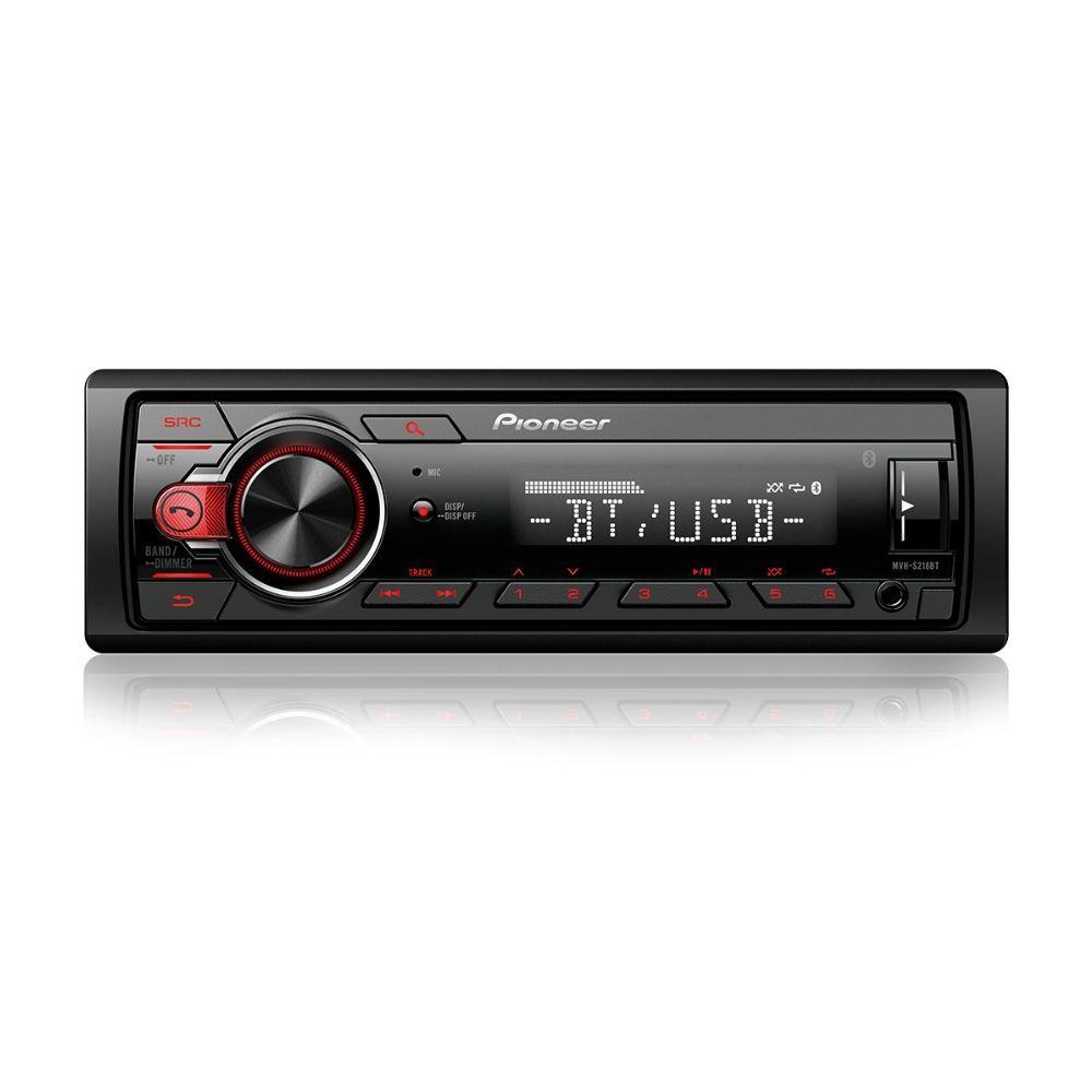 Auto Rádio Pioneer MVH-S218BT