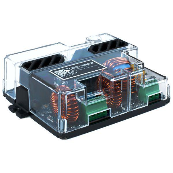 Módulo Amplificador Banda 250 2 Canais 2 Ohms