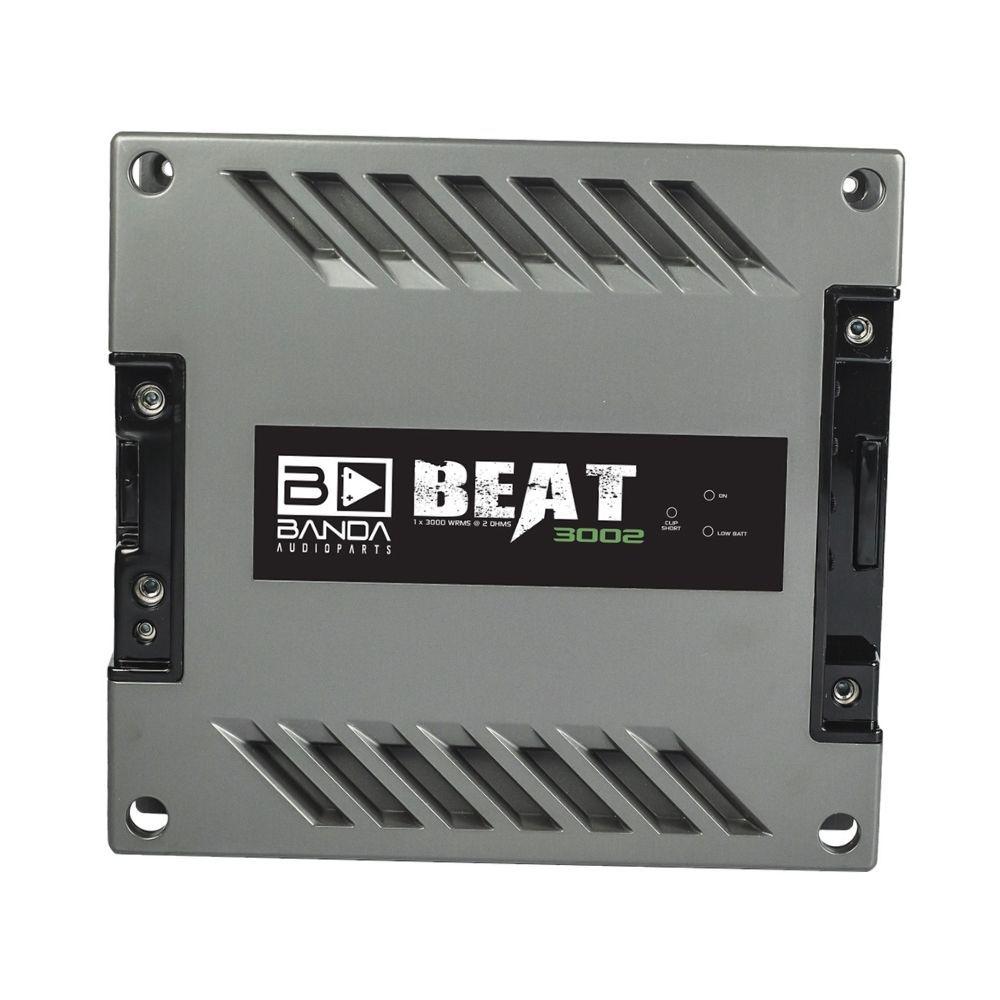 Módulo Amplificador Banda Beat 3002 1 Canal 2 Ohms