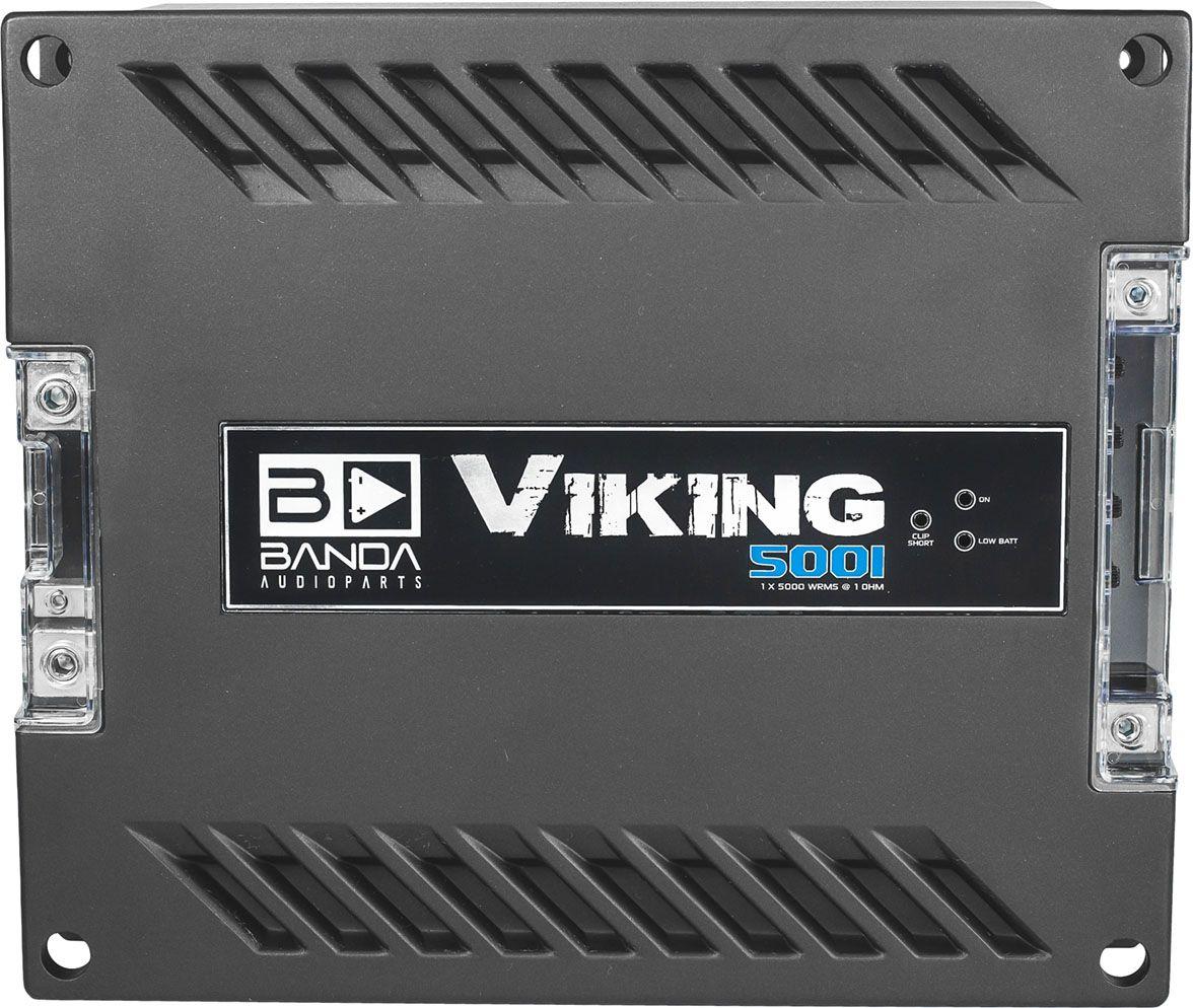 Módulo Amplificador Banda Viking 5001 1 Canal 1 Ohms