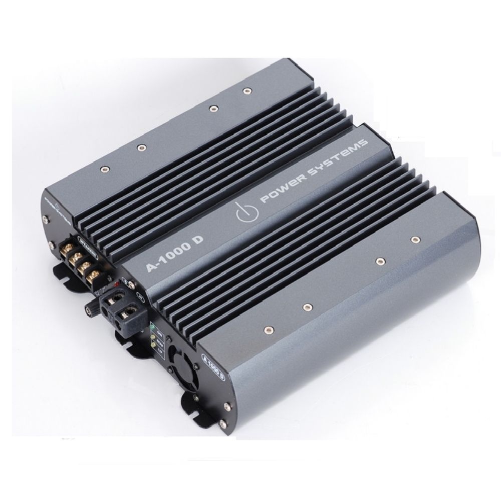 Módulo Amplificador Digital Power Systems A1000 2 Canais