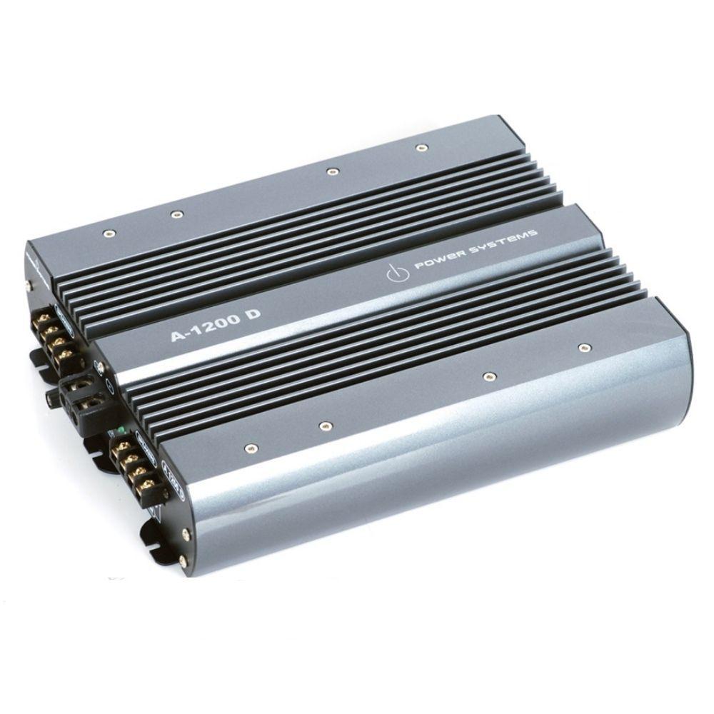 Módulo Amplificador Digital Power Systems A1200 4 Canais