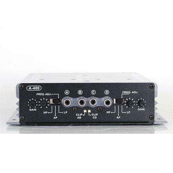 Módulo Amplificador Digital Power Systems A400 4 Canais