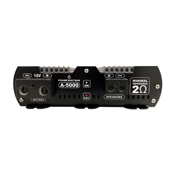 Módulo Amplificador Digital Power Systems A5000 1 Canal 1 Ohm