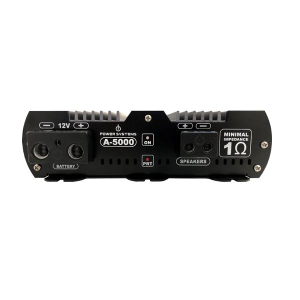 Módulo Amplificador Digital Power Systems A5000 1 Canal 2 Ohms