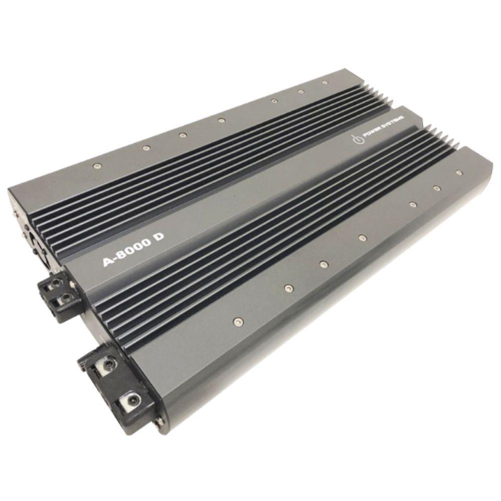 Módulo Amplificador Digital Power Systems A8000 1 Canal