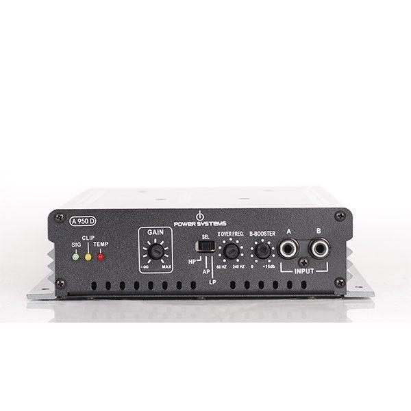 Módulo Amplificador Digital Power Systems A950 2 Canais