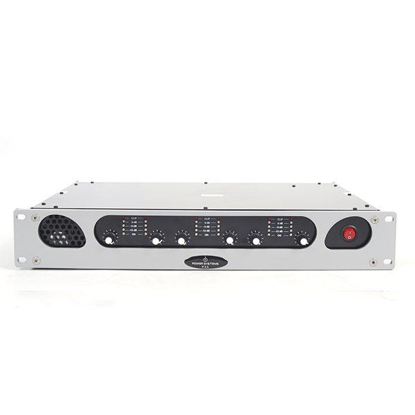 Módulo Amplificador Power Systems P2.5 220V 6 Canais 2500W RMS