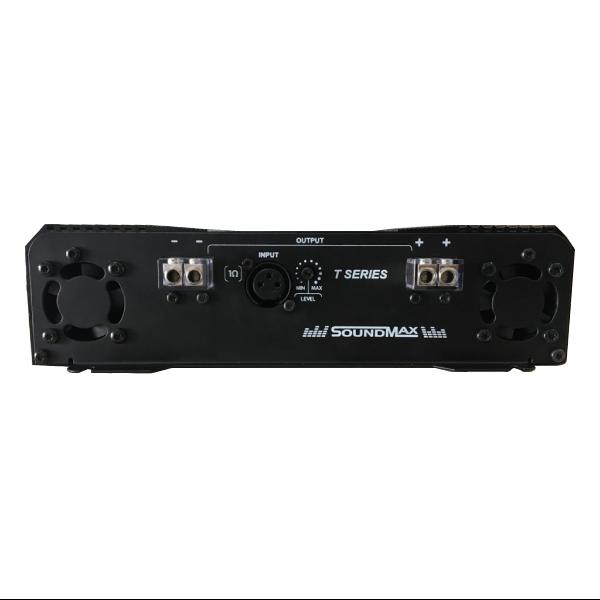 Módulo Amplificador Soundmax T8.0 8000W RMS 380V  Tri-fásico