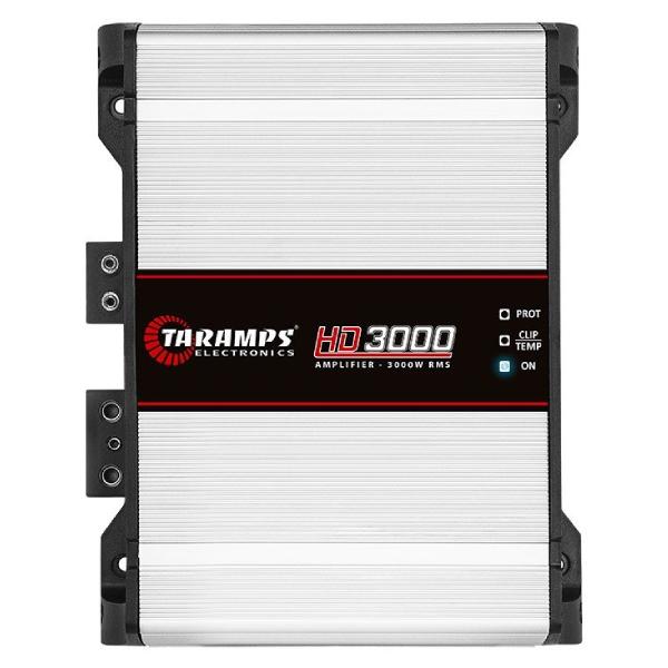Módulo Amplificador Taramps Class D HD3000 1 Canal 2 Ohms
