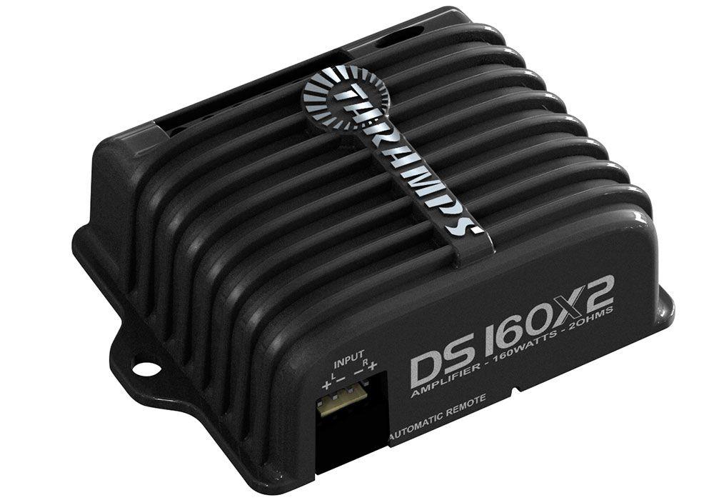 Módulo Amplificador Taramps Ds 160W RMS 2 Ohms  2 Canais