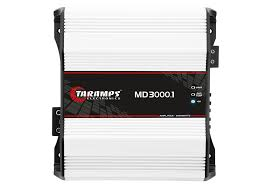 Módulo Amplificador Taramps MD3000.1 1 Canal 4 Ohms