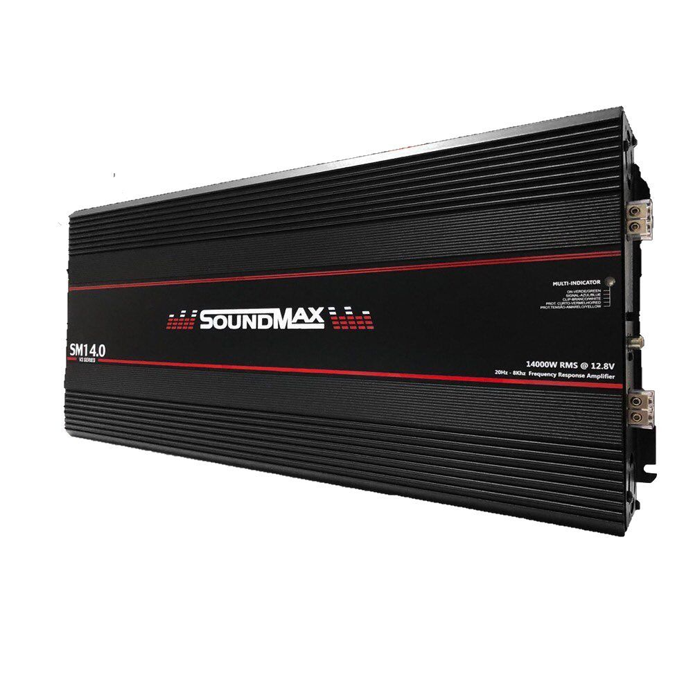 Módulo SoundMax 12V 14.0 1 Ohms