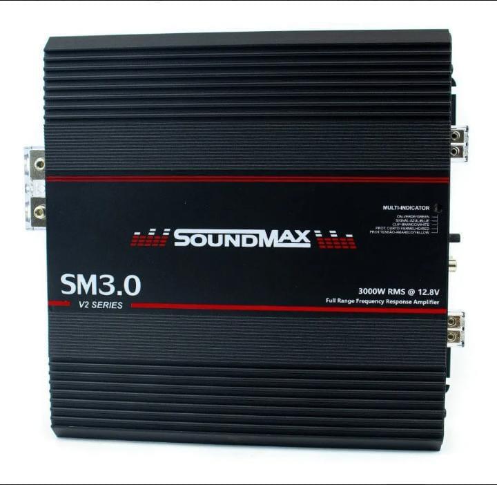 Módulo SoundMax 12V 3.0 2 Ohms