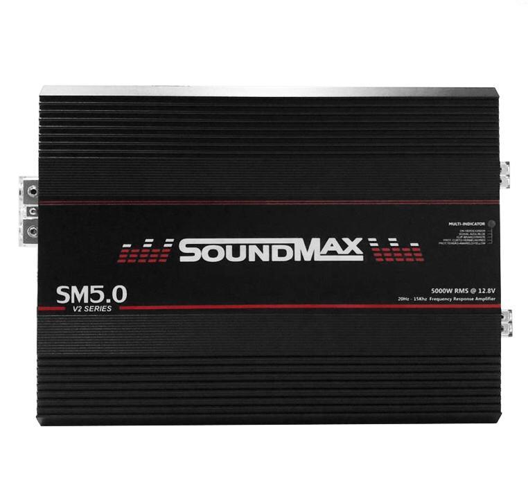 Módulo SoundMax 12V 5.0 1 Ohm
