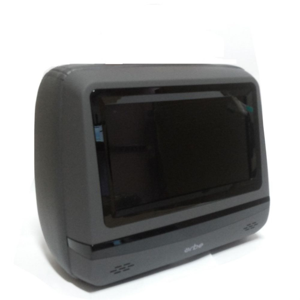 "Monitor Encosto 7"" Orbe Cinza com DVD"