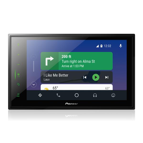 Multimídia Receiver Pioneer DMH-ZS8280TV sem DVD