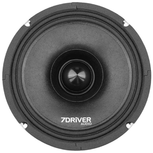 """Par de Alto Falante 7Driver 6"""" FH 300S 600W"""
