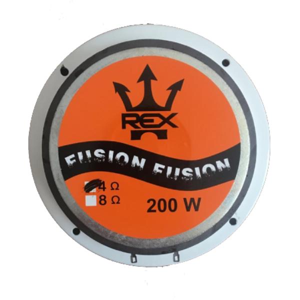 """Par de Alto Falante Magnum 6"""" Rex Fusion 800W 4 Ohms"""