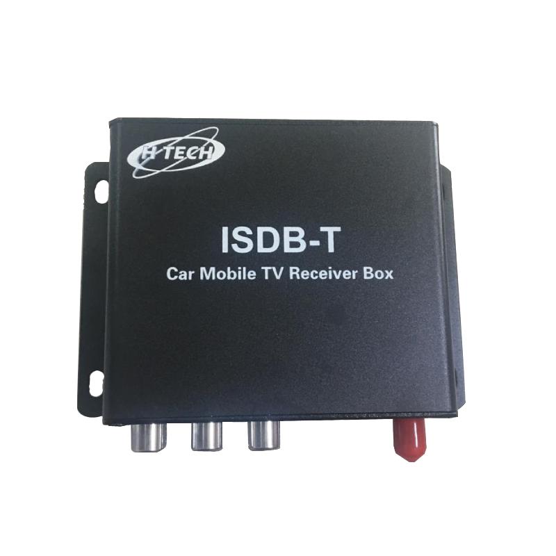 Receptor de TV Digital ISDB-T