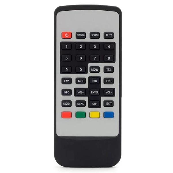 Receptor de TV Digital Multilaser Full Seg AU908