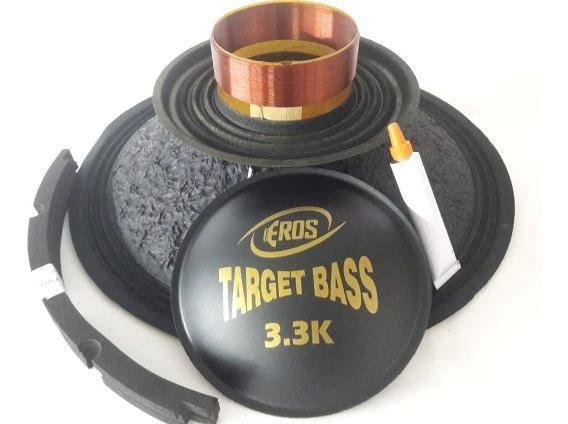 "Reparo Eros 15"" 4 Ohms Target Bass 3k3"