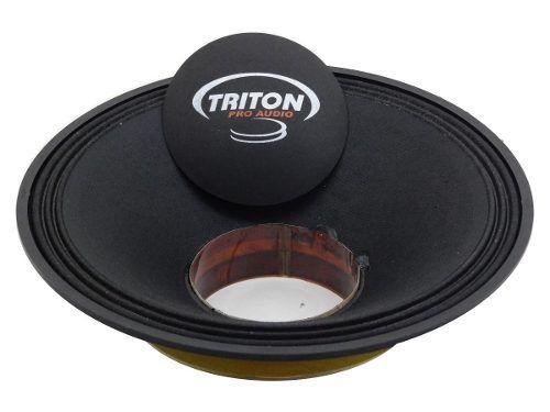"""Reparo Triton 10"""" 800W 8 Ohms 10 XRL 800"""