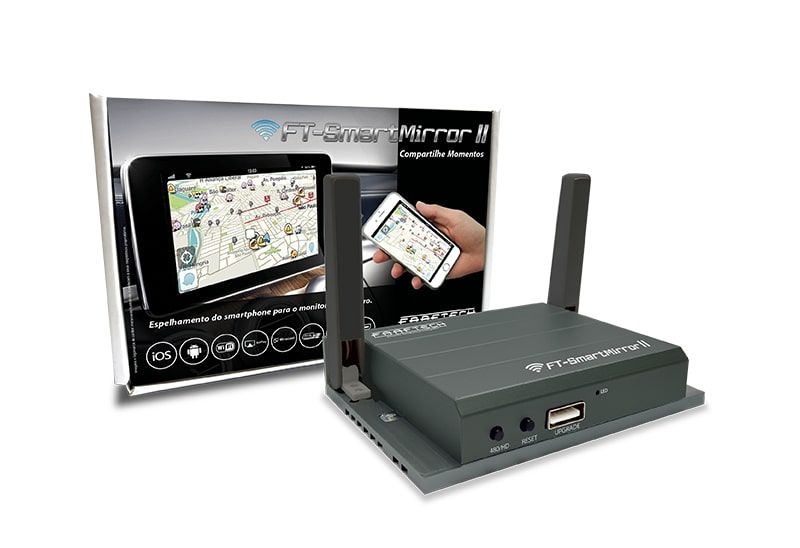 SmartMirror II Faaftech Espelhamento FT-SMARTMIRROR II