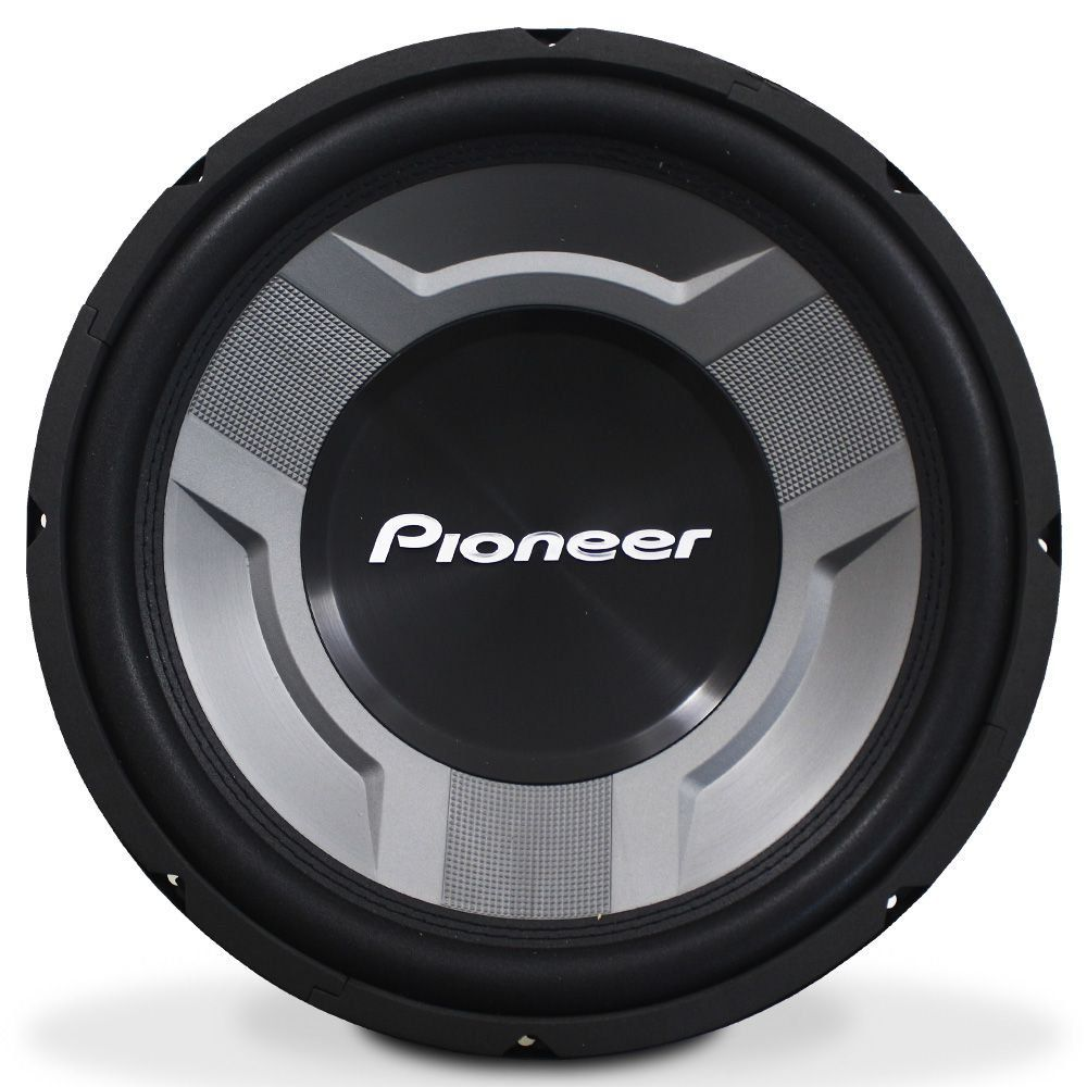 """Subwoofer Pioneer 12"""" 350W RMS 4 Ohms TS W3060BR"""