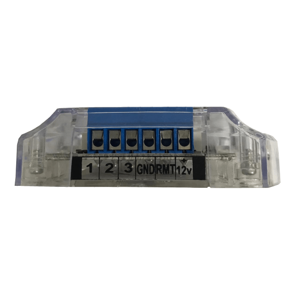 Voltímetro Sequencial Zendel com 3 saídas Remote