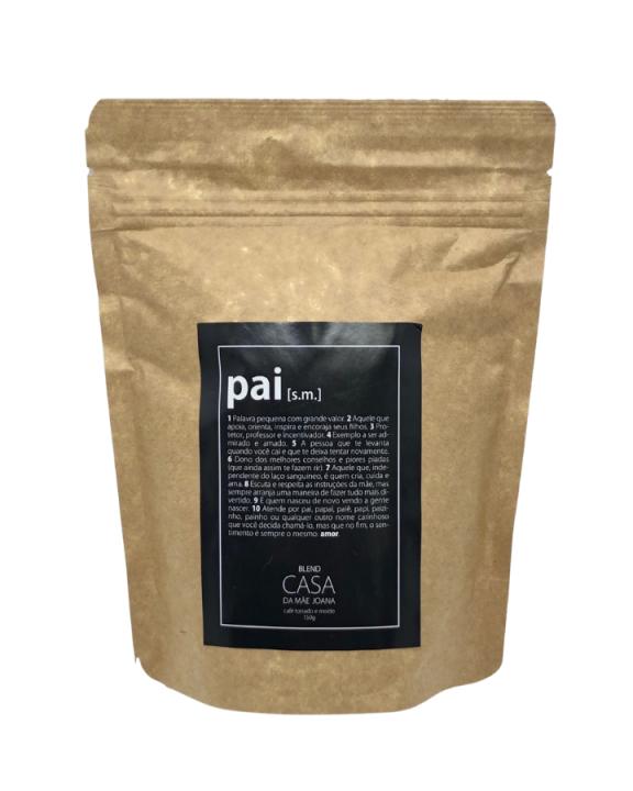 Café Gourmet Blend com Significado Pai 150g