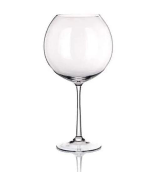 Conjunto Taça de Cristal Ecológico para Gin Grande 2 unidades