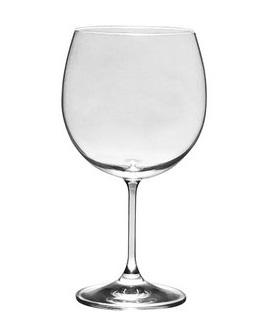 Conjunto Taça de Cristal para Gin 600ml 6 unidades