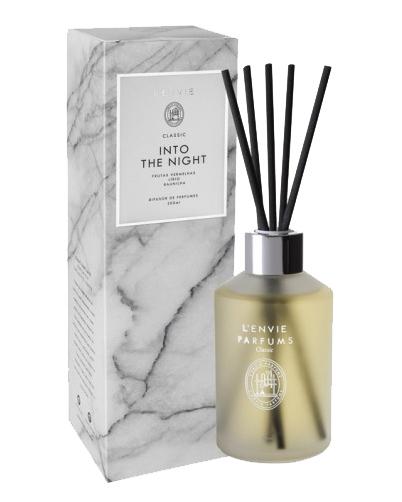 Difusor de Perfume com Varetas Into The Night 200ml