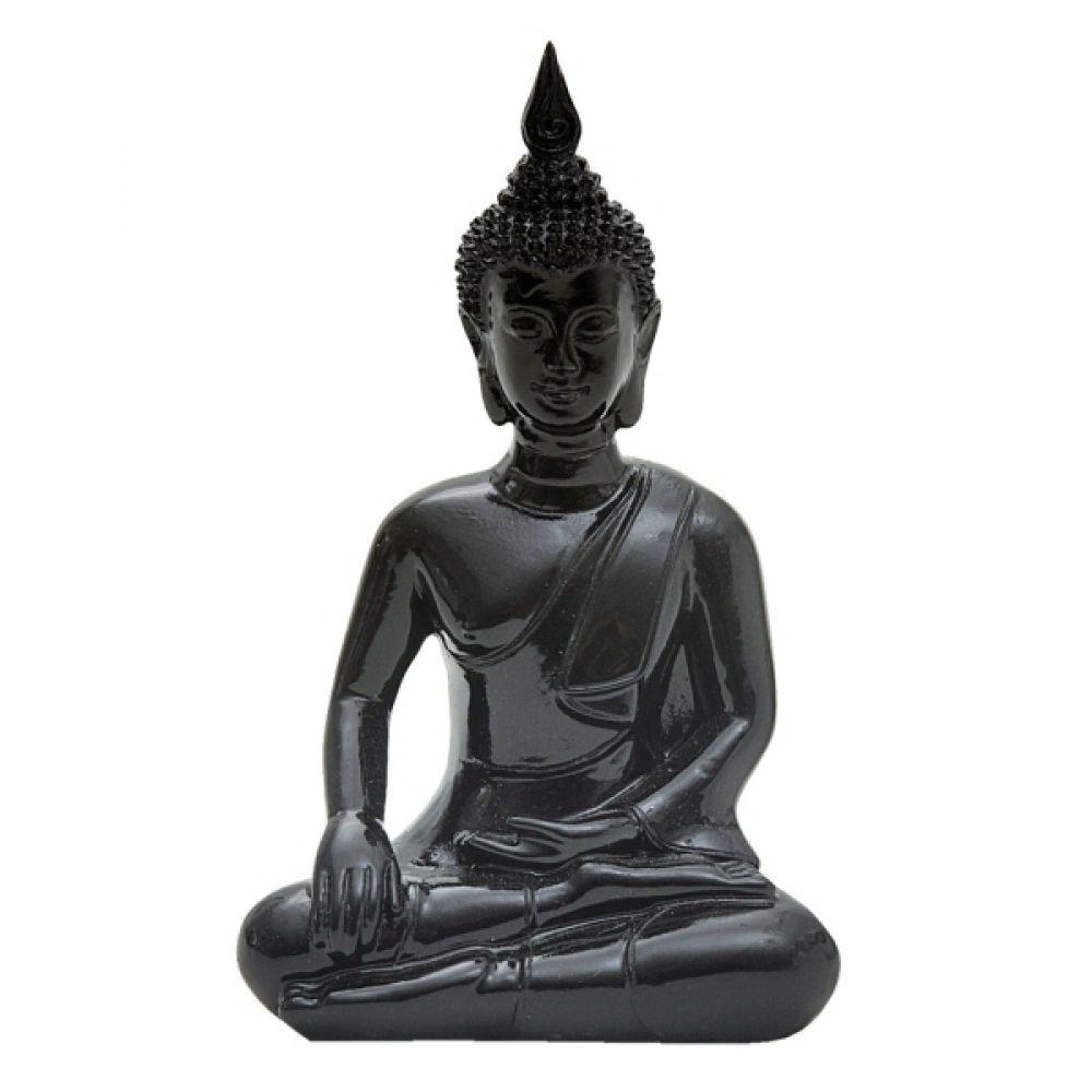 -Enfeite - Buda preto