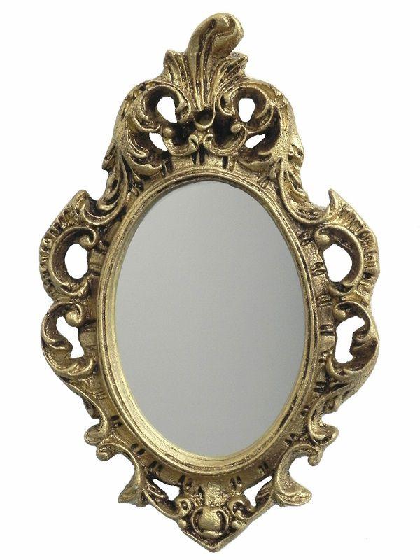 -Espelho - Bologna dourado