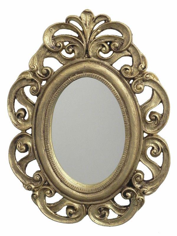 Espelho - Trento dourado