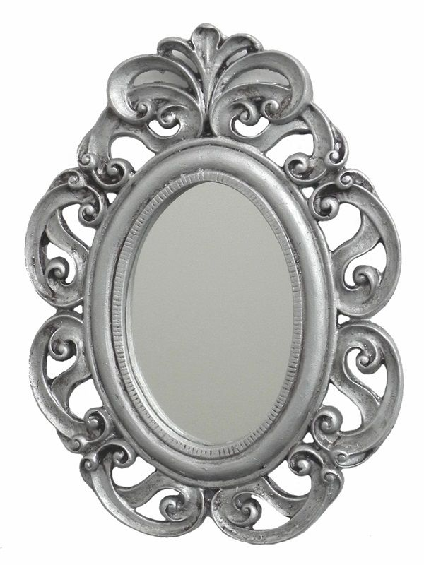 -Espelho - Trento prata