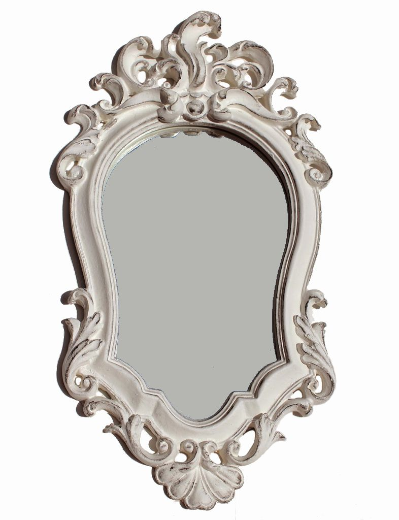 -Espelho - Venezia branco