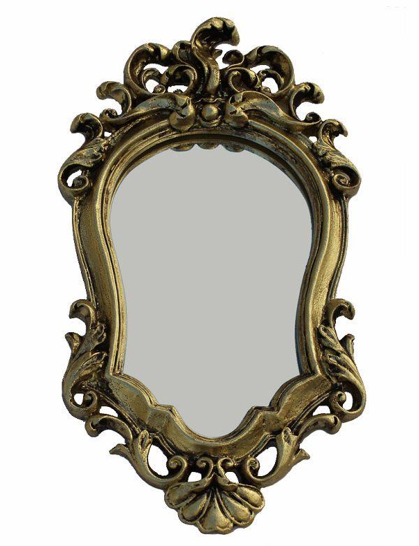-Espelho - Venezia dourado