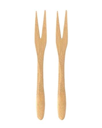 Garfinhos de Bambu 2 Unidades