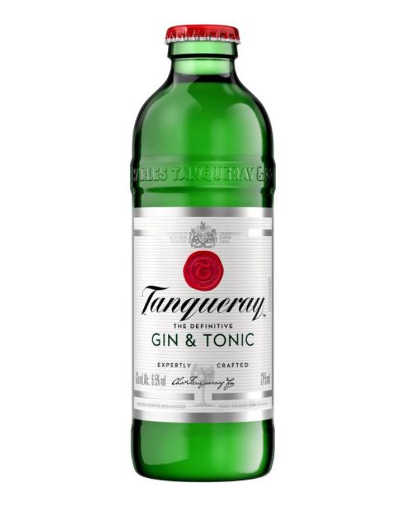 Gin Tônica Tanqueray 275ml