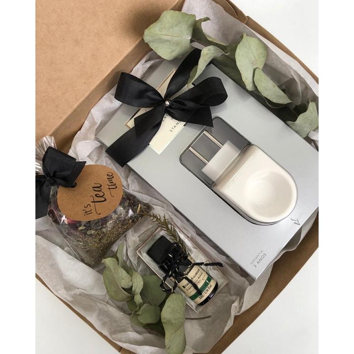 Kit Presente Zen com Chá