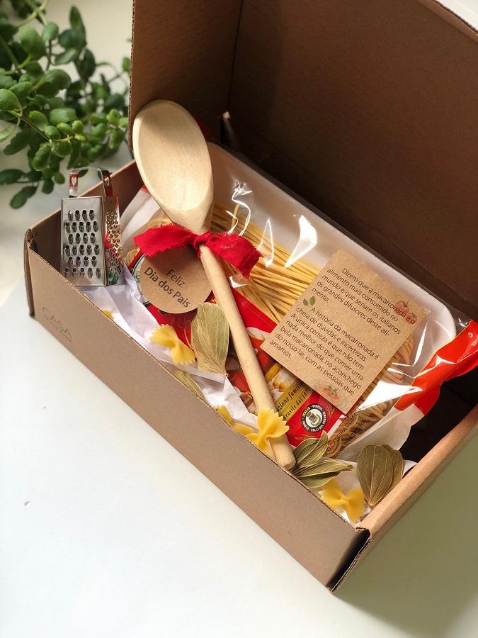 Kit Macarronada em Família