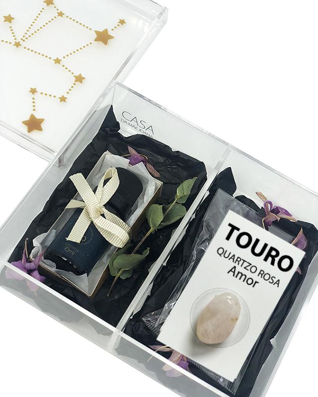 Kit Presente Signo Touro
