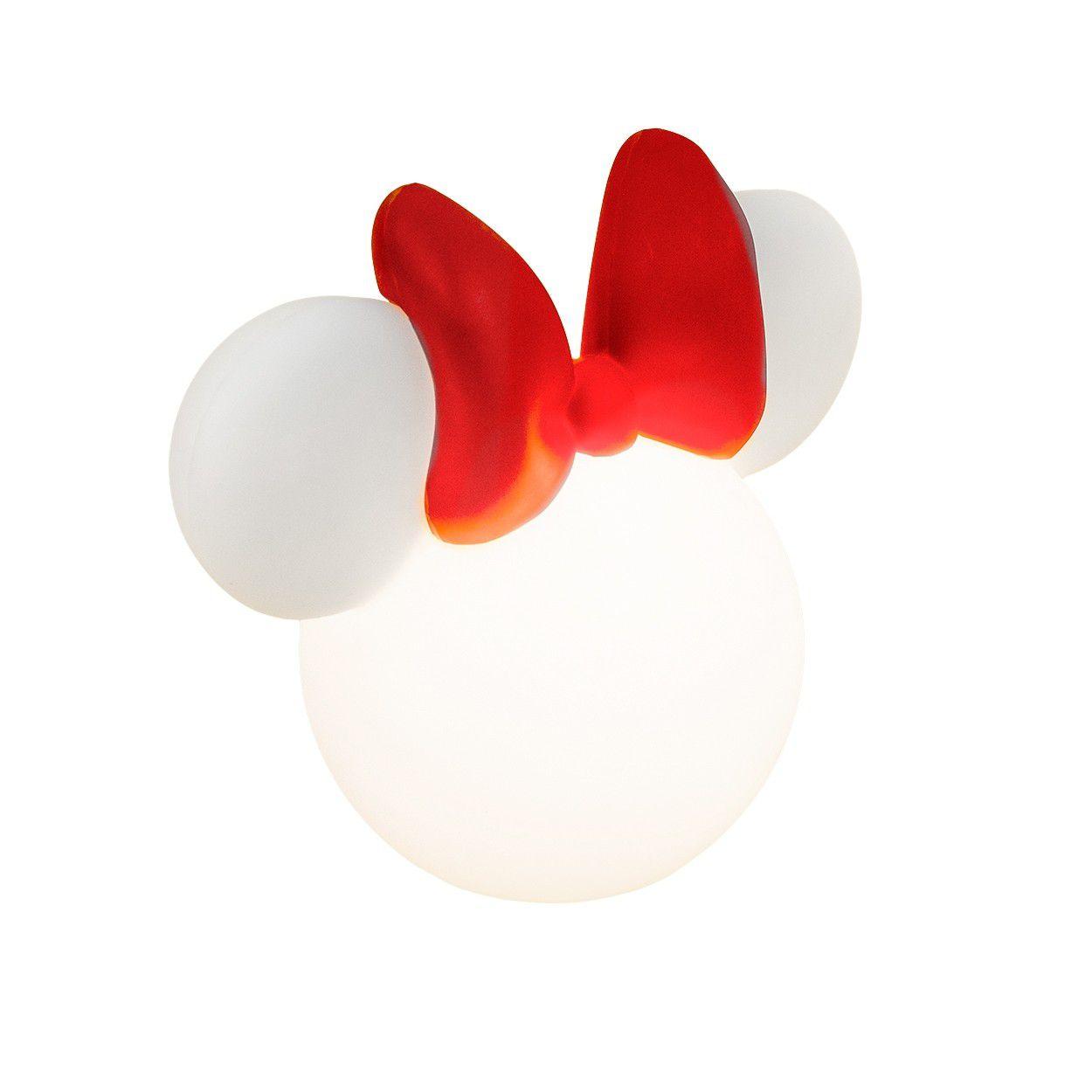 -Luminária - Minnie clean