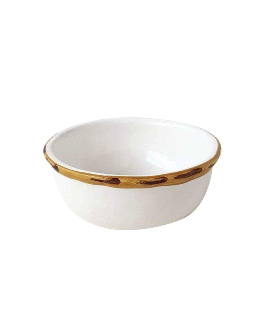 Mini Bowl de Cerâmica Bambu