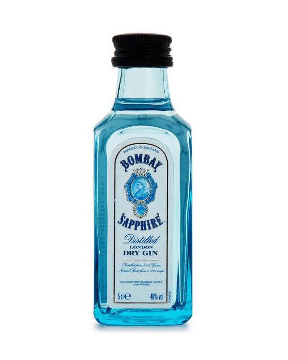 Mini Gin Bombay Sapphire 50ml